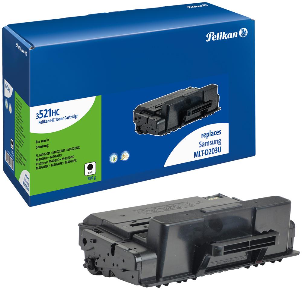 Pelikan Toner 3521HC++  komp. zu MLT-D203U Samsung SL-M4020 D etc. black