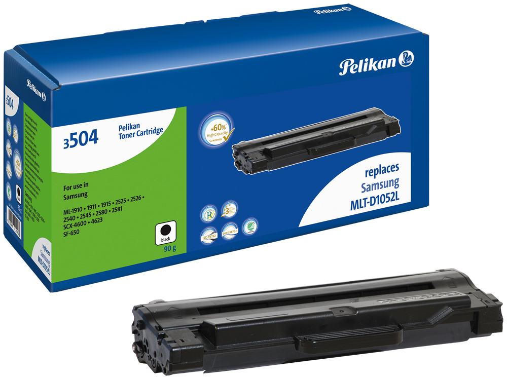 Pelikan Toner 3504  komp. zu MLT-D1052L Samsung ML-1910  etc. black