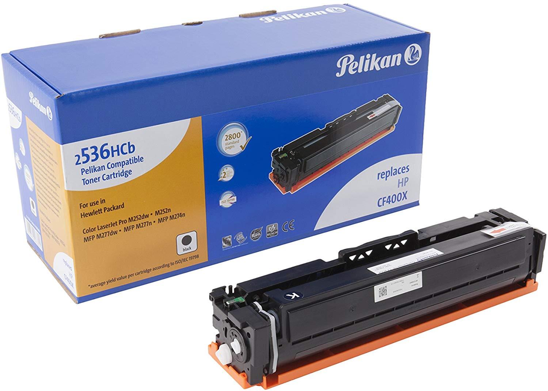 Pelikan Toner ersetzt HP CF400X, Black, 2800 Seiten