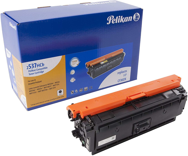 Vorschau: Pelikan Toner ersetzt HP CF360X, Black, 12500 Seiten