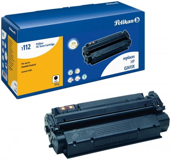 Pelikan Toner 1112 HC kompatibel mit HP Q2613X HP LaserJet 1300 black