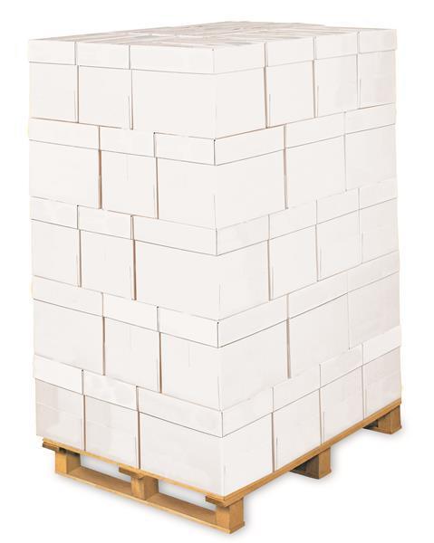 100.000 Blatt Marken-Kopierpapier 80g/m² DIN-A4 weiß