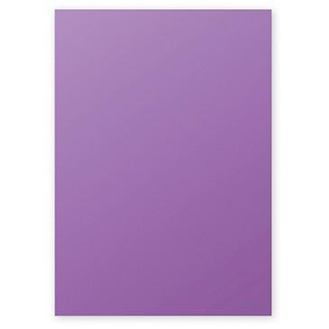 Clairefontaine Pollen Papier Violett 120g/m² DIN-A4 50 Blatt