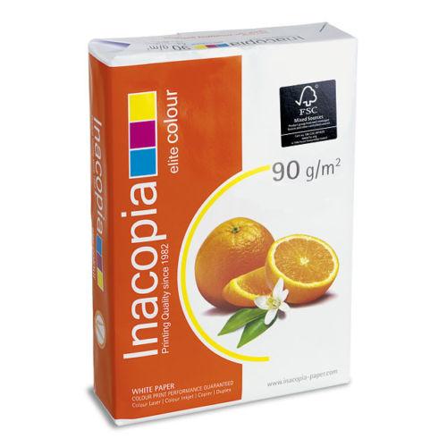 2500 Blatt Inacopia Elite Colour 90g/m² DIN-A4 Premiumpapier