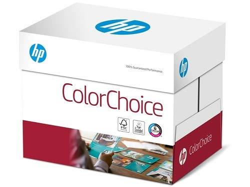 Hewlett-Packard CHP751 Color-Choice Drucker-/Laserpapier 100 g DIN-A4, 2.500 Blatt, weiß, extraglatt