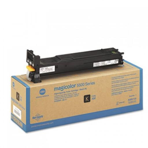 Vorschau: A06V153 KONICA MC5550 TONER BK HC12.000pag/5%cov High Capacity