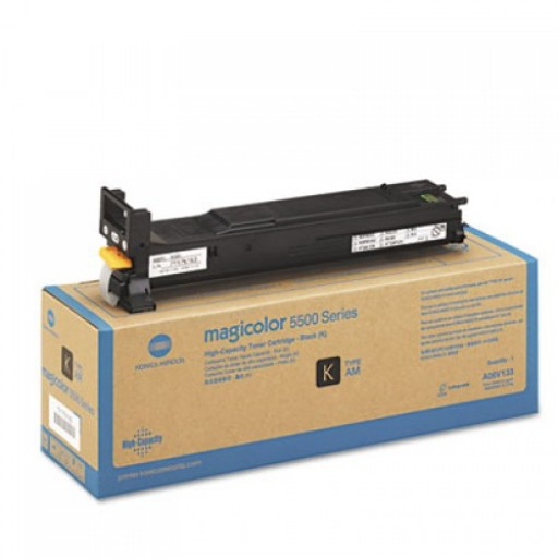 A06V153 KONICA MC5550 TONER BK HC12.000pag/5%cov High Capacity