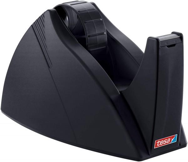 tesa FILM Tischabroller Easy Cut Professional schwarz für max 25mm x 66m