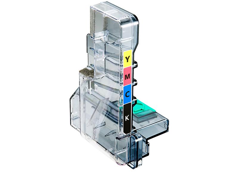 Vorschau: Original Samsung Resttonerbehälter CLT-W409