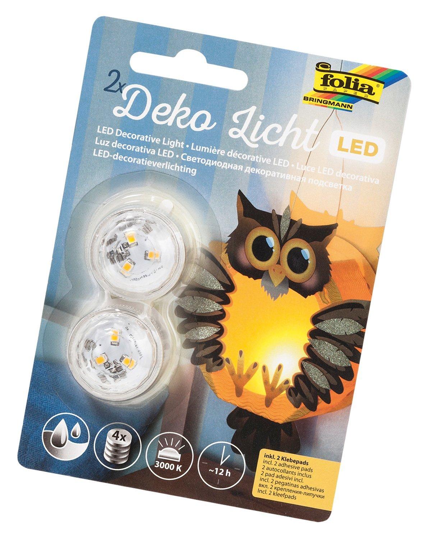 Folia Dekolicht LED, 2 Stk.