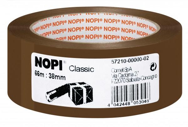 GP: 0,02 EUR/m Nopipack Classic braun 4042 PV2 66m x 38mm