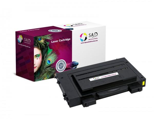 SAD Toner für Samsung CLP-510D5Y CLP-510 yelllow