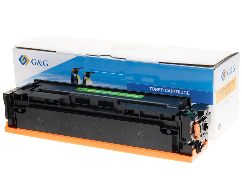 G&G Image Toner kompatibel zu HP 410A/ CF410A schwarz