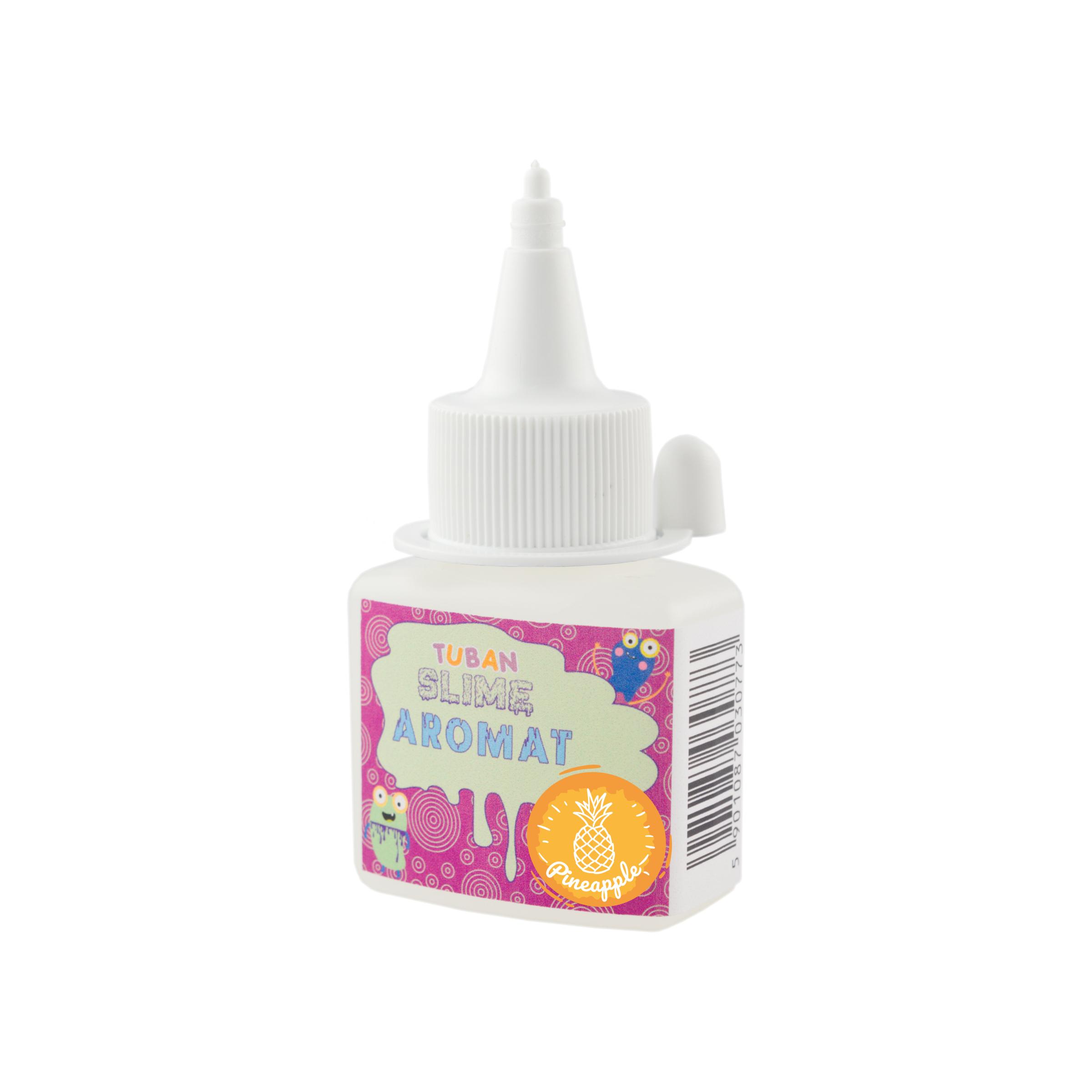 Tuban - Super Slime - Aroma mit Ananasduft - 35 ml - by Jablka