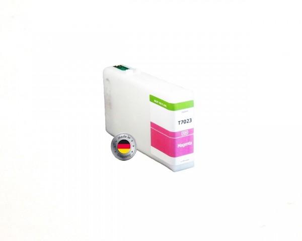 SAD Patrone für Epson T7023 C13T7023 Workforce Pro WP 4015 DN etc.