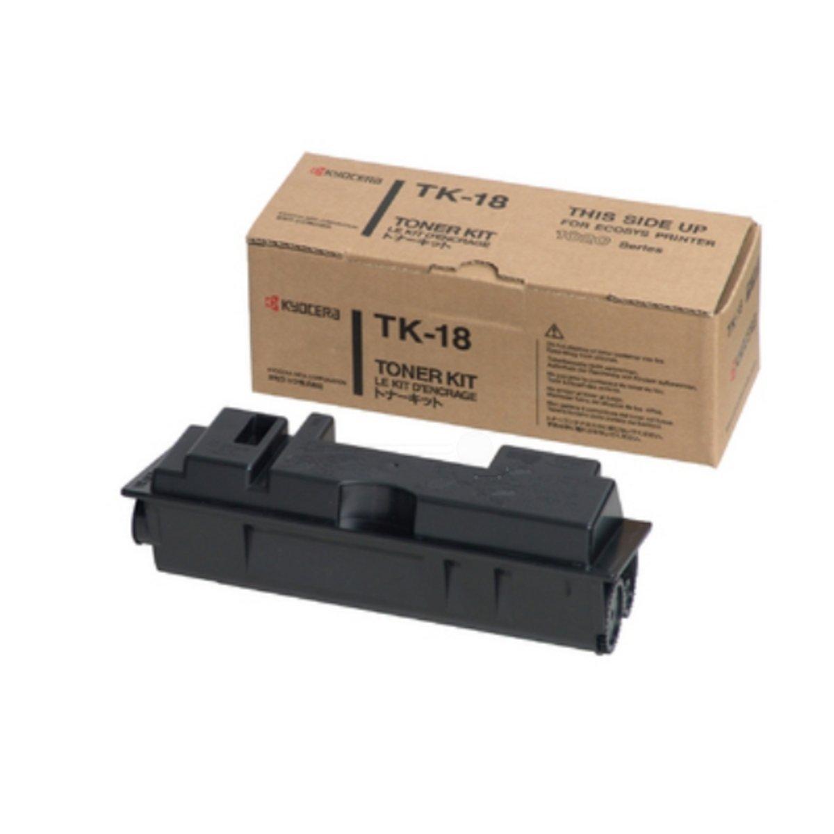 Vorschau: Original Kyocera Toner TK-18 für FS-1020D DN schwarz