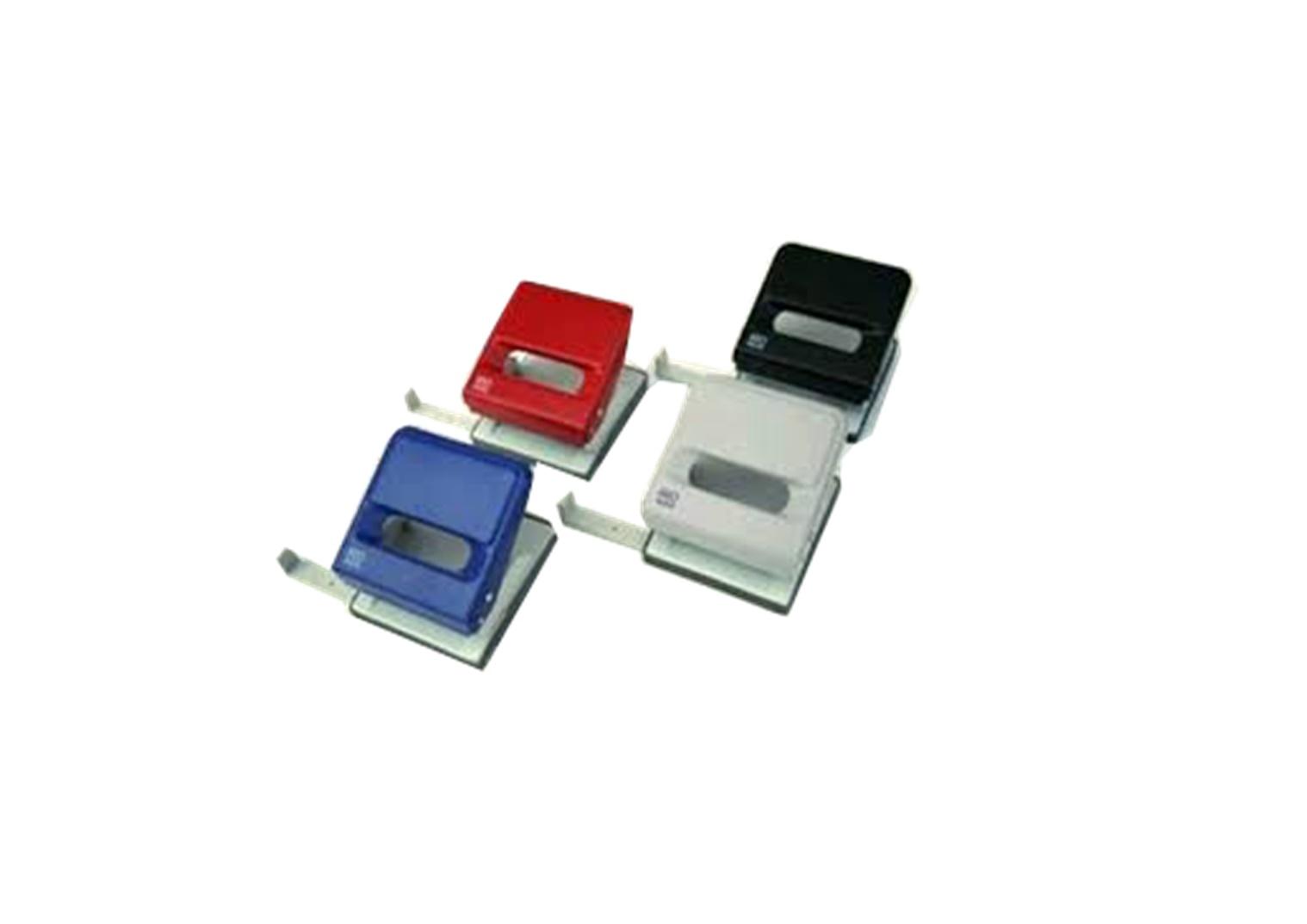SIO Locher 8005 2,5 mm Bürolocher schwarz