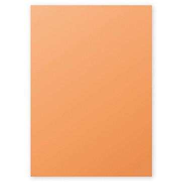Clairefontaine Pollen Papier Clementine 160g/m² DIN-A4 50 Blatt