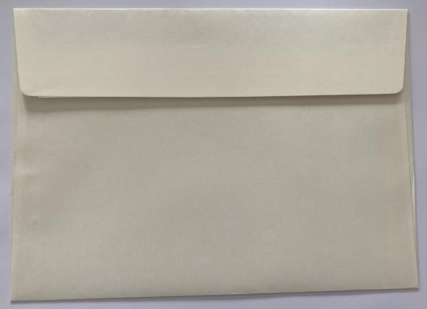 250 Stück Briefumschläge C5, haftklebend, ohne Fenster, 115g/m², 230 x 160 mm