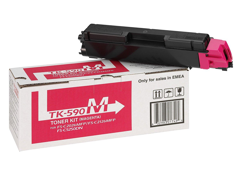 Original Kyocera Toner TK-550M für FS-C5200DN magenta