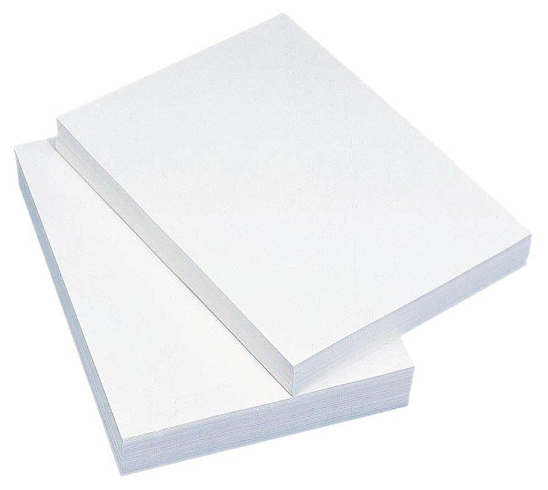 SAD SpassAmDrucken Kopierpapier 4000 Blatt 80g/m² - DIN-A6 - Weiß Ideal für Handzettel/Belege/Rezept