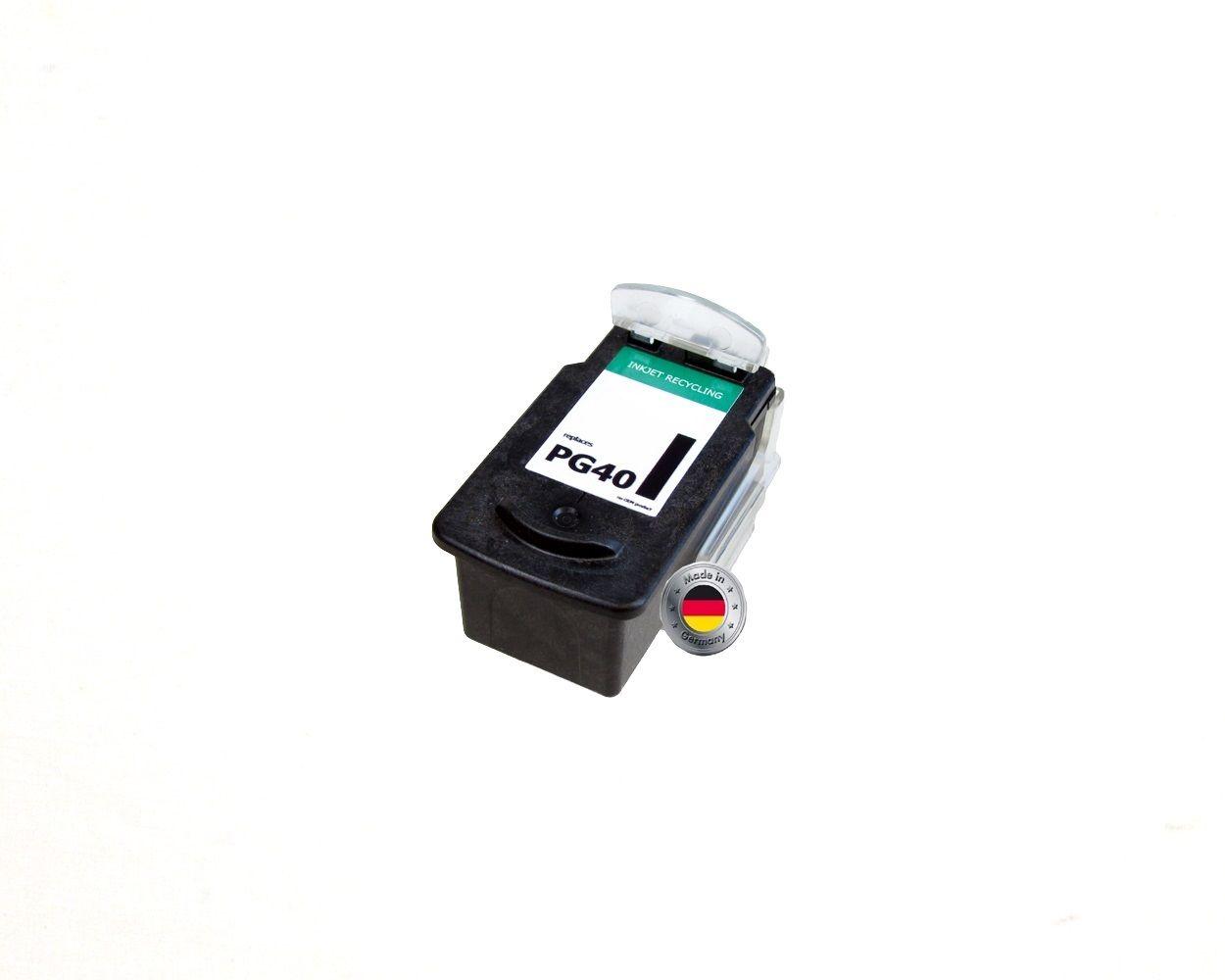Vorschau: SAD Patrone für Canon PG-40 Pixma iP 1200 1300 1600 usw. schwarz