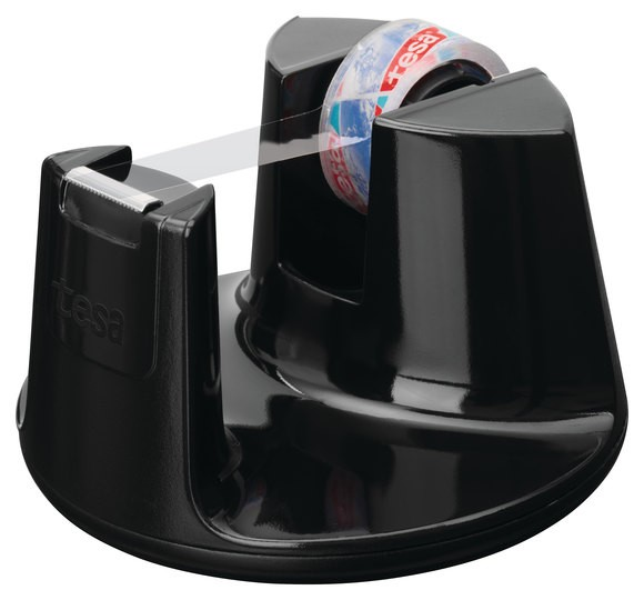 tesafilm Tischabroller Easy Cut Compact inkl. 1x kristall-klar 10m x 15mm
