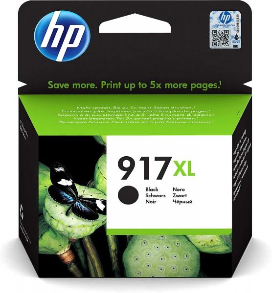 HP 917XL - 3YL85AE Original Druckerpatrone mit extra hoher Reichweite (für HP OfficeJet Pro 8010, HP