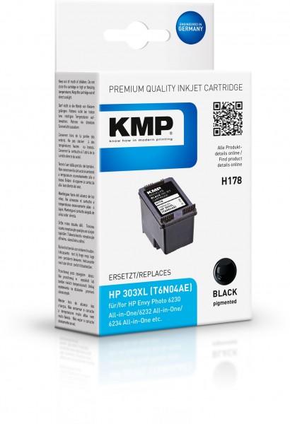 KMP Patrone H178 für HP 303XL (T6N04AE)