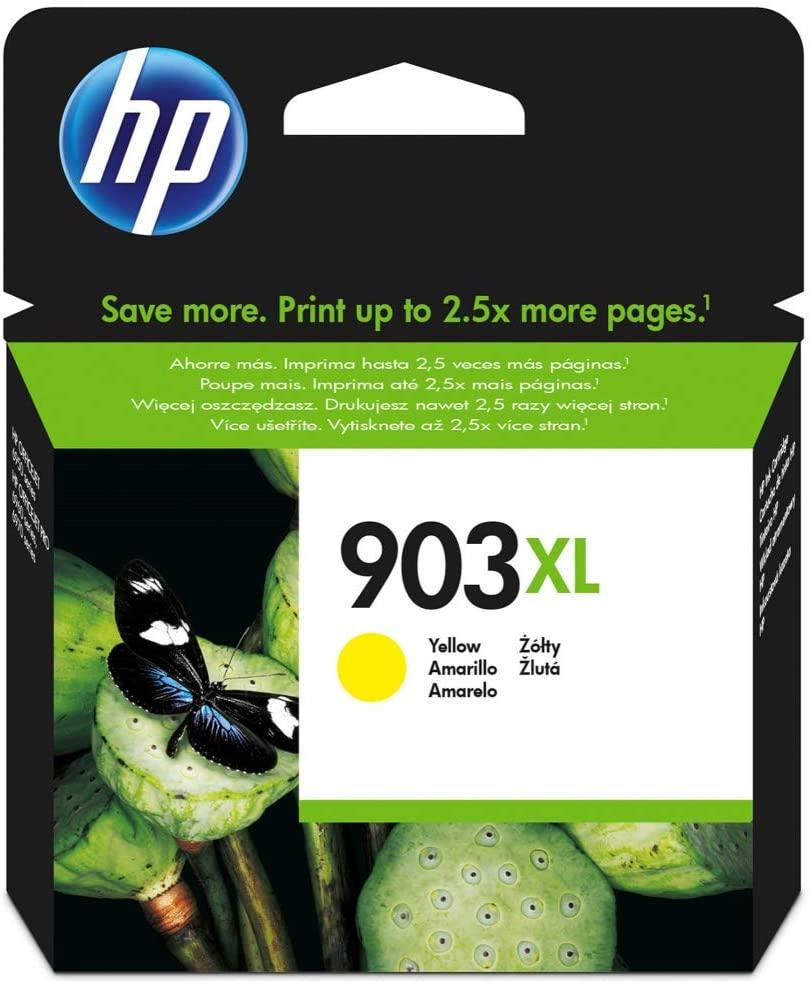 HP 903XL Gelb Original Druckerpatrone mit hoher Reichweite für HP Officejet 6950; HP Officejet Pro 6