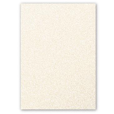 Clairefontaine Pollen Papier Perlmutt-Elfenbein 210g/m² DIN-A4 25 Blatt