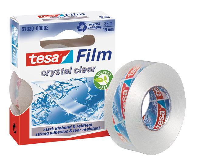 Vorschau: tesafilm kristall-klar 33m x 19mm