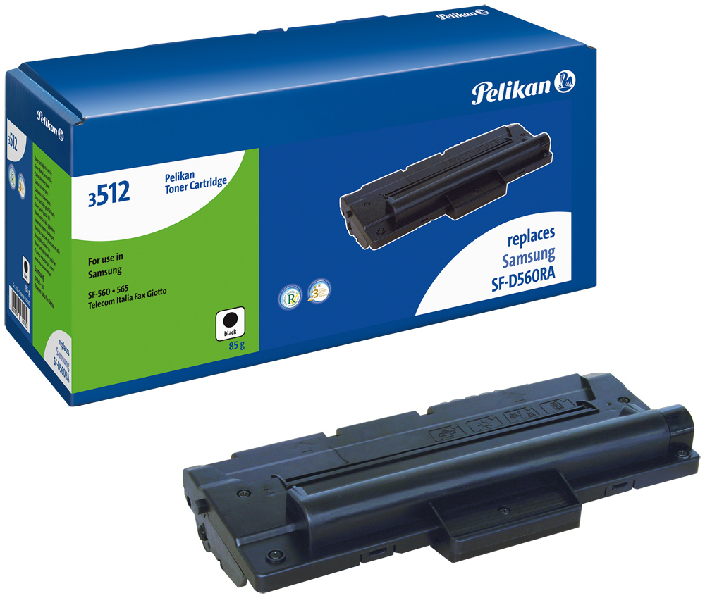 Pelikan Toner 3512  komp. zu SF-D560RA Samsung SF- 560 PR  etc. black