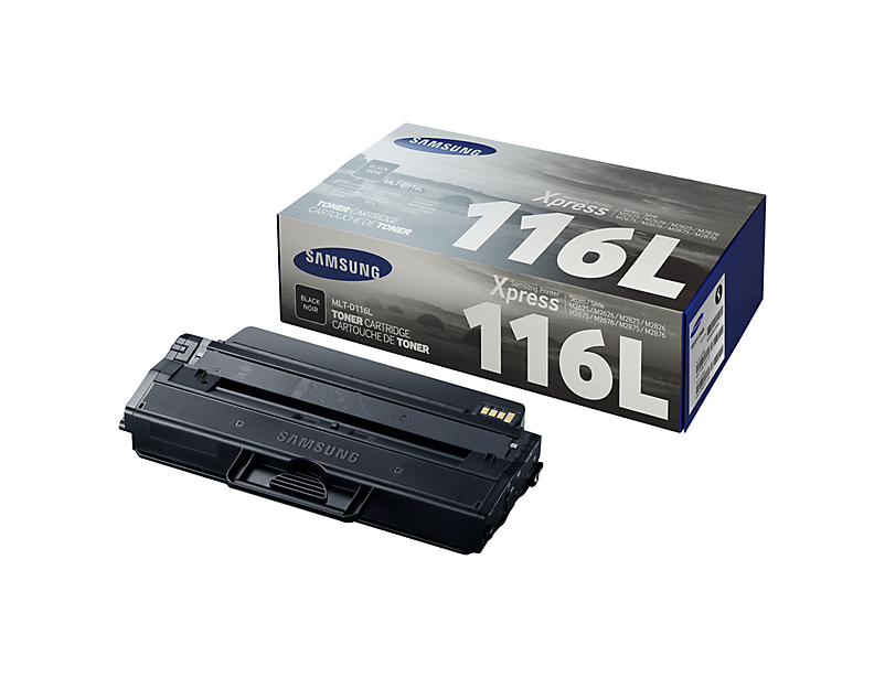 Original Samsung Toner MLT-D116L M2625 M2825 etc. black