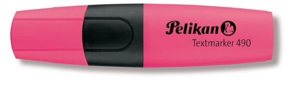Pelikan Textmarker 490 Leucht-Rosa