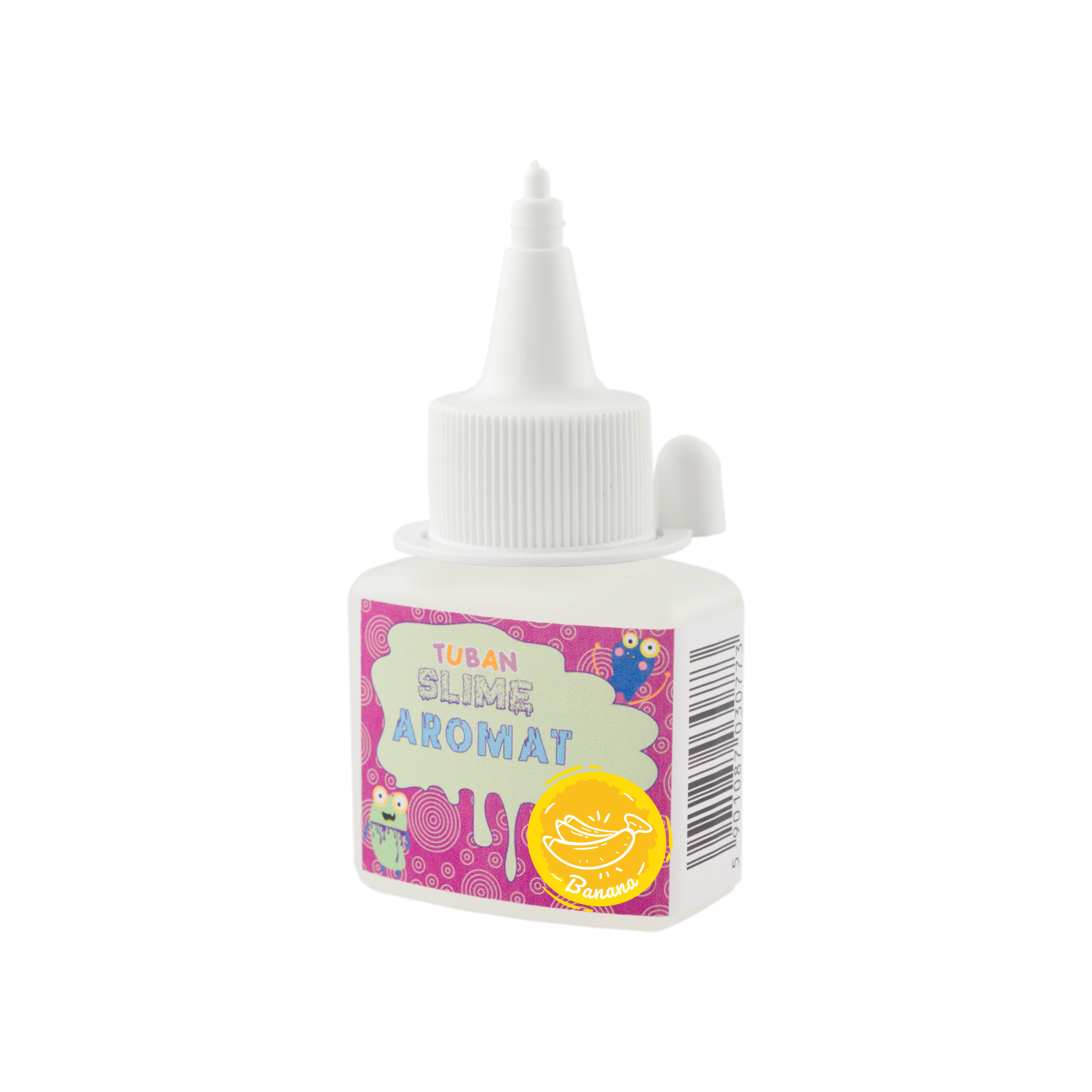 Tuban - Super Slime - Aroma mit Bananenduft - 35 ml - by Jablka