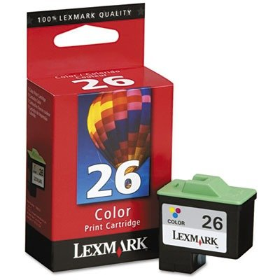 Original Lexmark Nr. 26 10N0026 für Z13 Z25 Z35 color