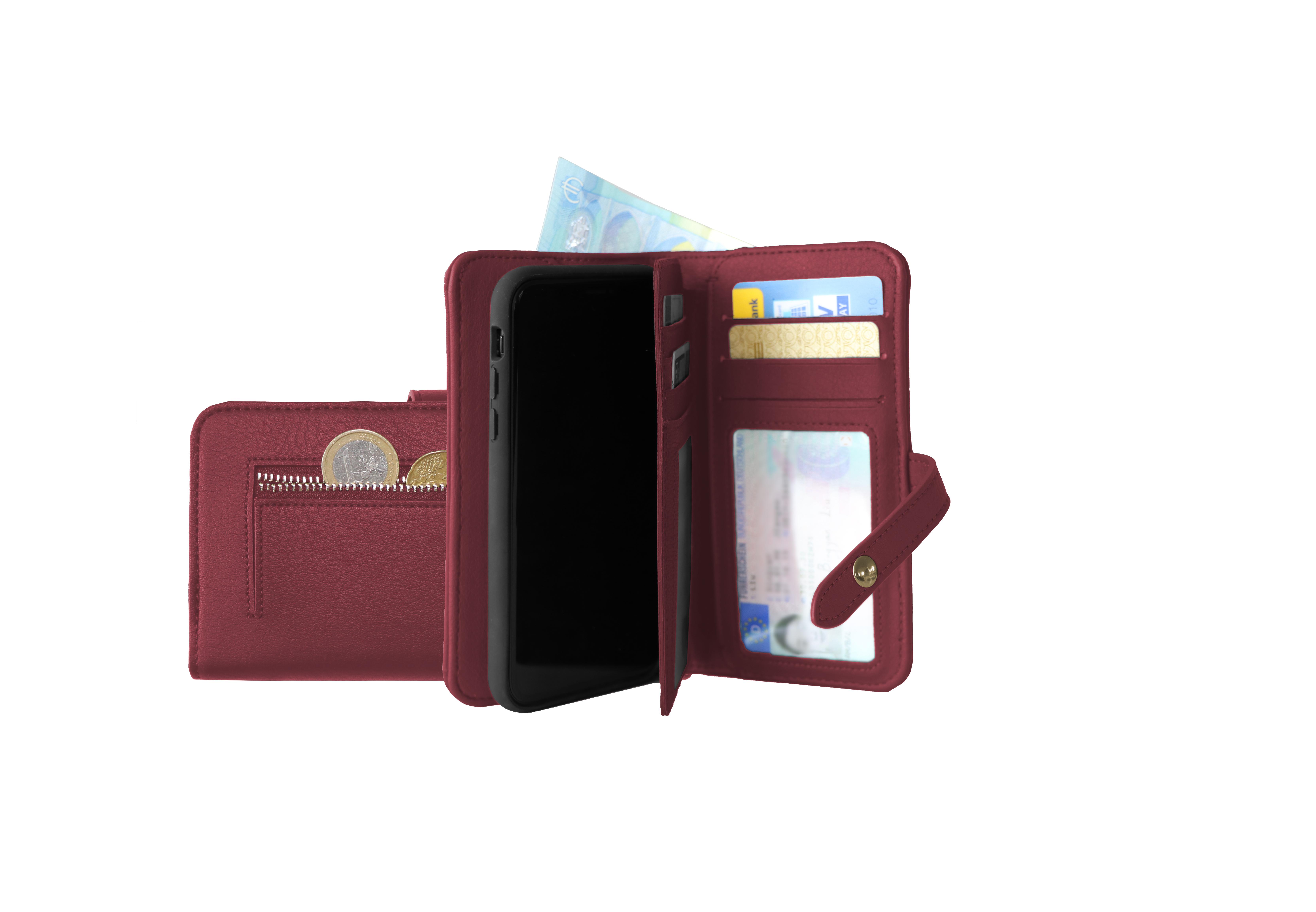 Vorschau: KMP Portemonnaie für iPhone