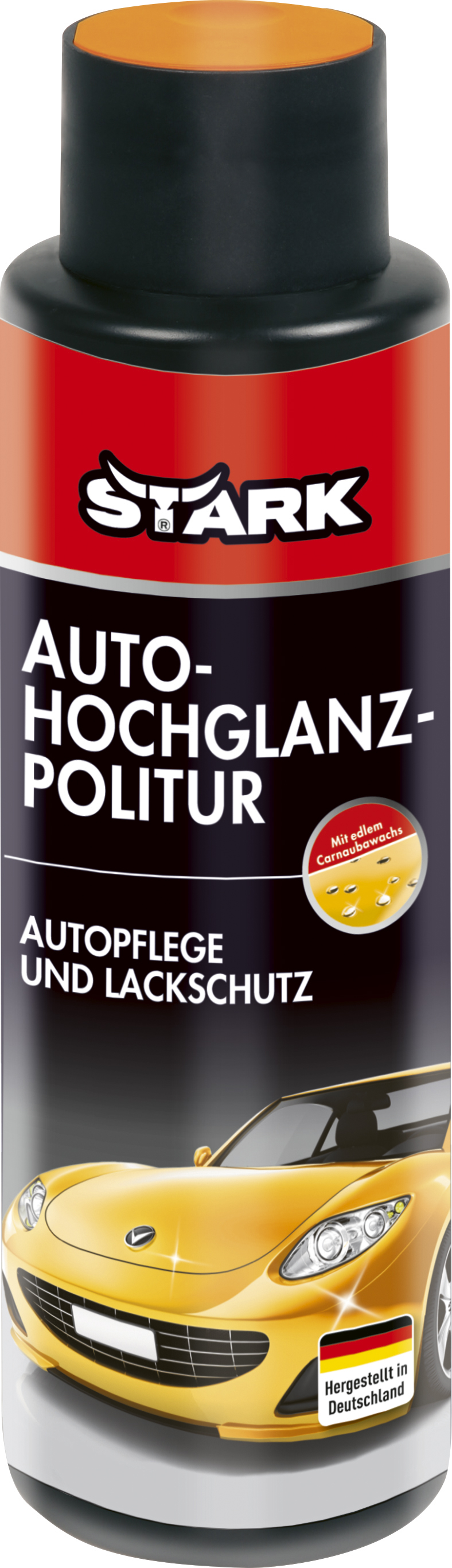 STARK 40019 Autohochglanzpolitur 500ml. GP:7,98/L Autopflege und Lackschutz