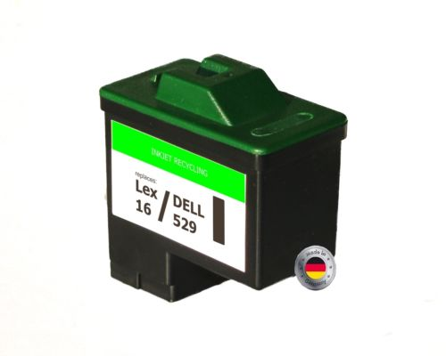 SAD Patrone für Lexmark Nr 16 / 10N0016 schwarz