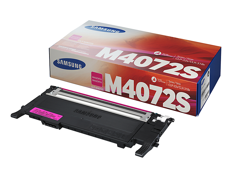 Vorschau: Original Toner Samsung CLT-M4072S für CLX-3185FN usw. magenta