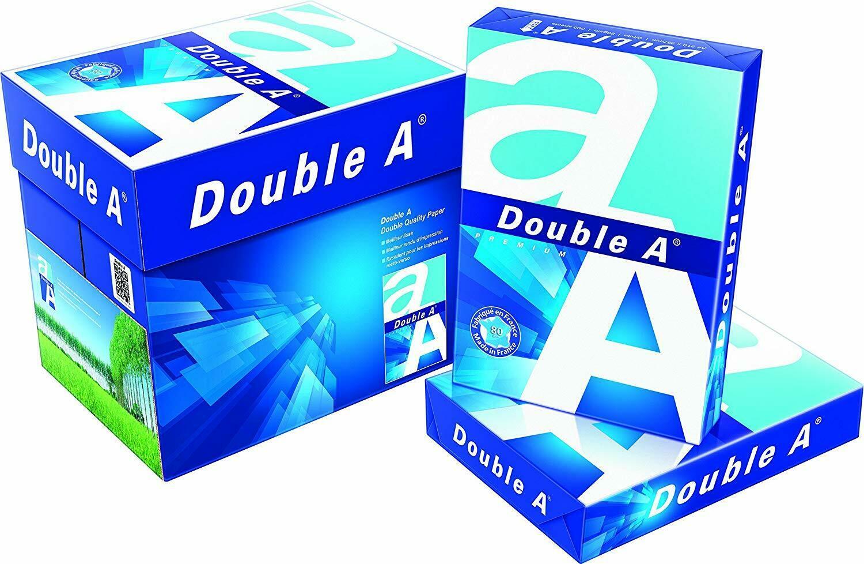 Double A Premium 10000 Blatt 80 g/m² DIN A4 Kopierpapier