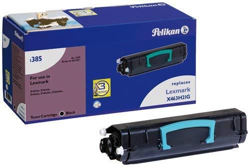 Pelikan Toner ersetzt Lexmark X463X21G, Black, 15000 Seiten