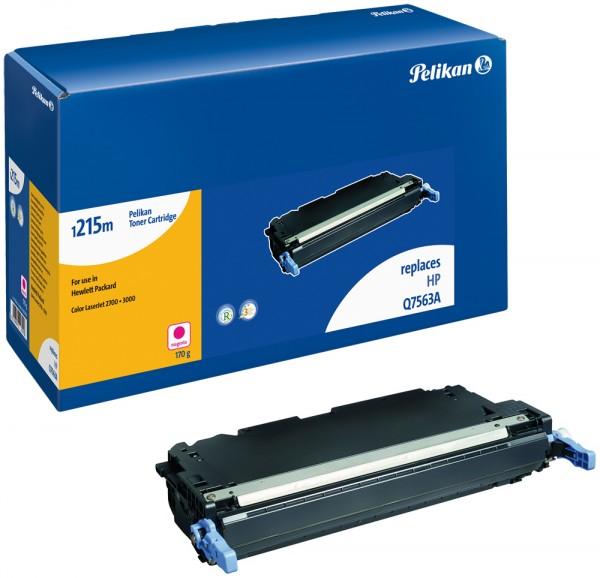 Pelikan Toner 1215 komp. zu Q7563A HP Color LaserJet 2700 magenta