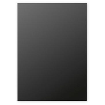 Clairefontaine Pollen Papier Schwarz 120g/m² DIN-A4 50 Blatt