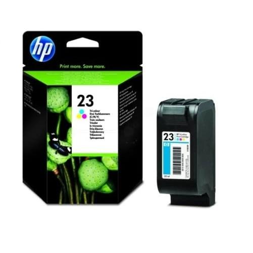 HP 23 color Original Druckerpatrone C1823DE Tintenpatrone