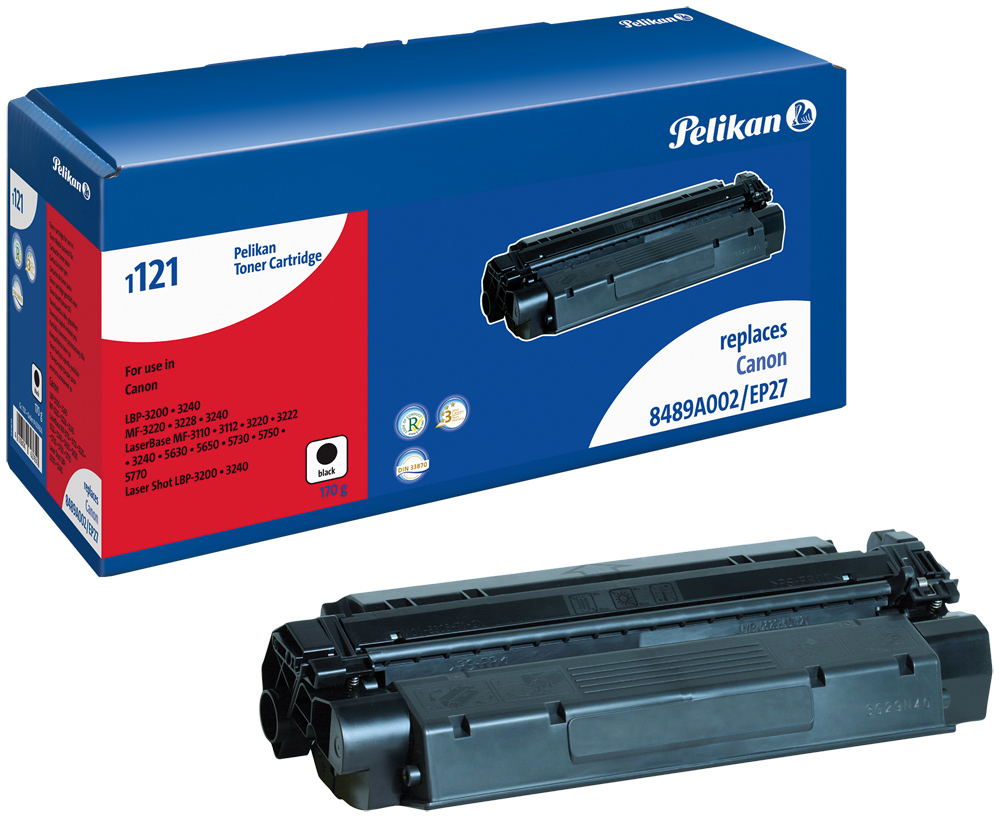 Pelikan Toner 1121 komp. zu 8489A002 Canon LaserShot LBP-3200 black