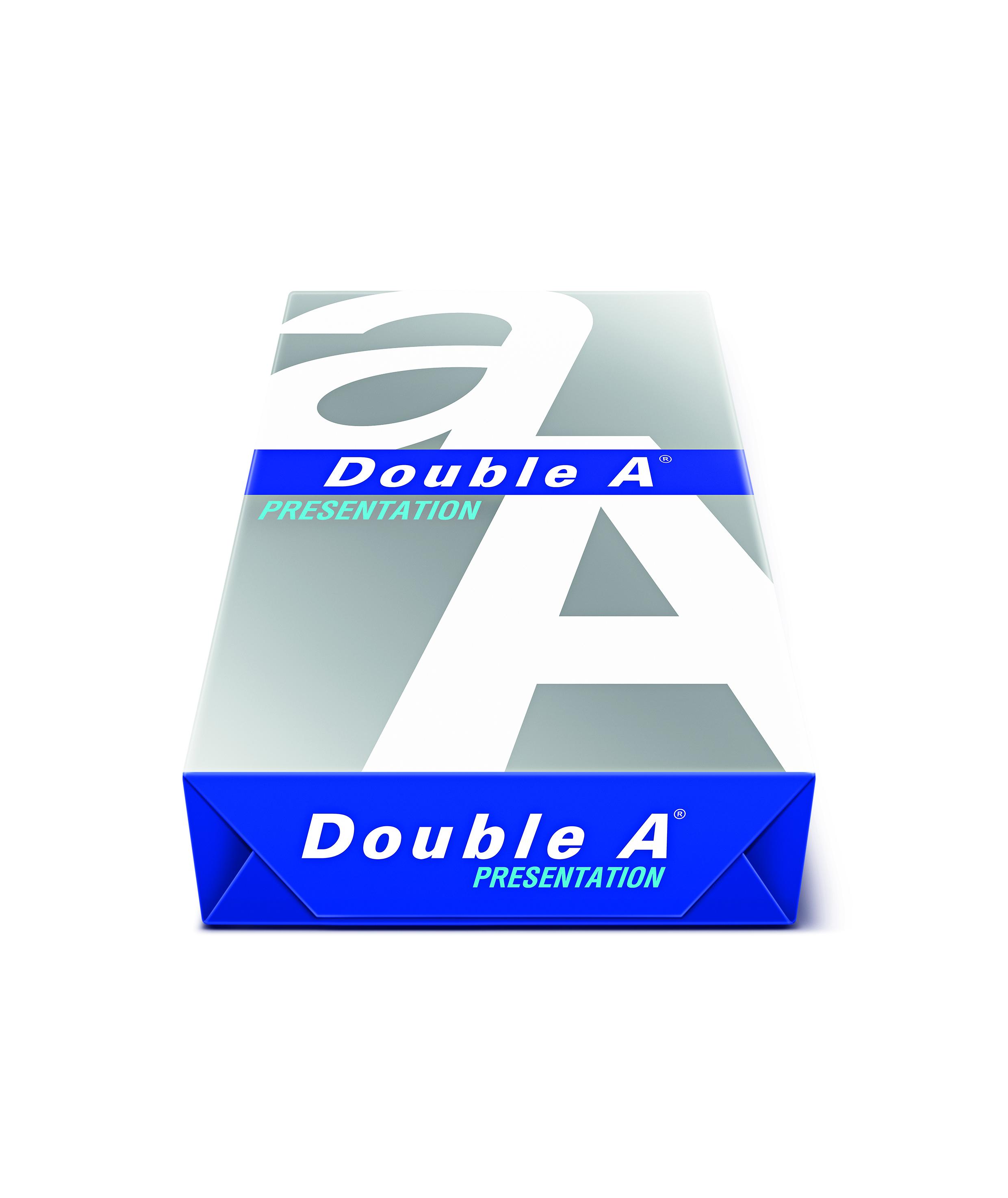 Double A Presentation Papier 100g/m² DIN-A4 weiß 500 Blatt
