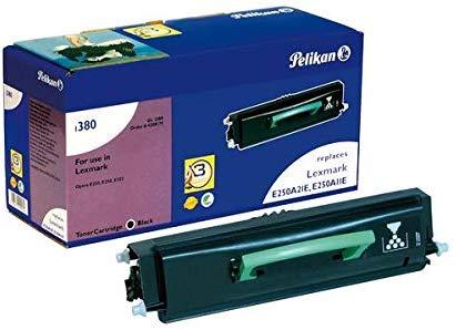 Pelikan Toner ersetzt Lexmark E260X22G, Black, 30000 Seiten