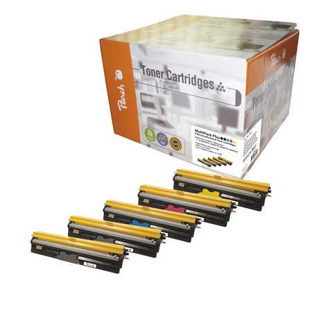 Peach Spar Pack Plus Tonermodule kompatibel zu OKI 4425xxxx